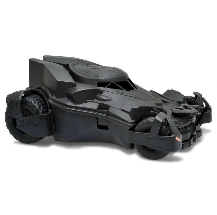 Чемодан машинка Batmobile Black 91007W-BLACK Ridaz