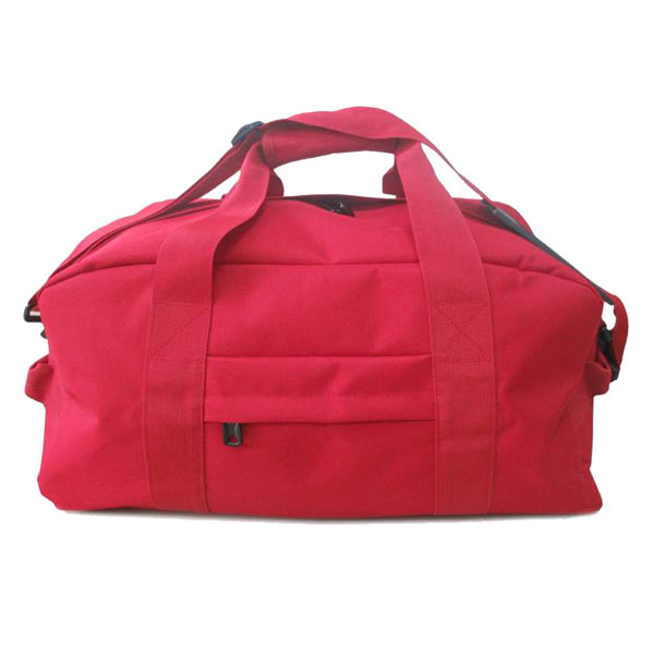Сумка дорожная Holdall Extra Large 170 red Members