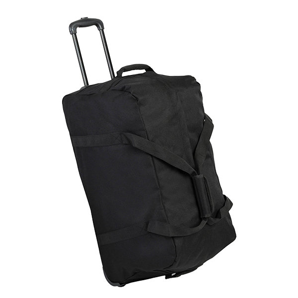 Сумка дорожная Holdall On Wheels Medium 83 black Members