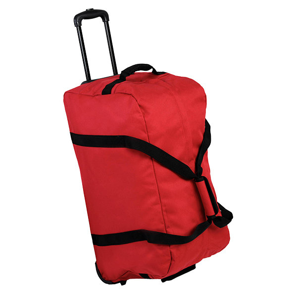 Сумка дорожная Holdall On Wheels Medium 83 red Members