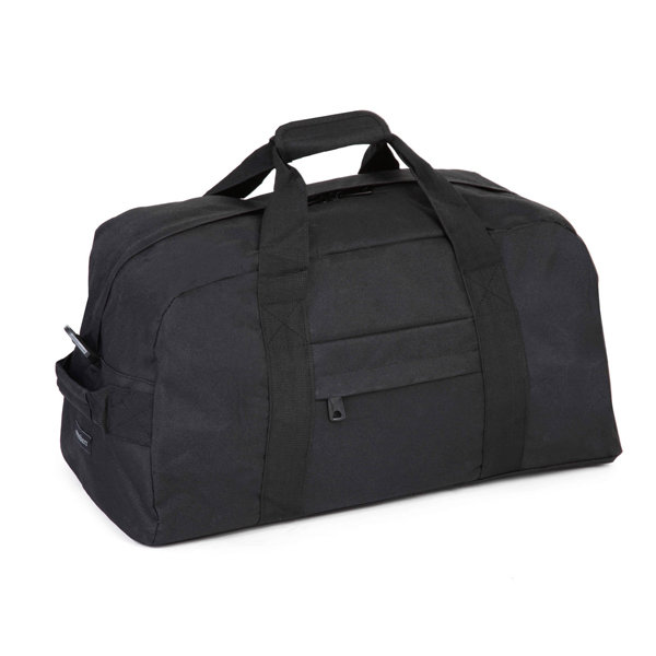 Сумка дорожная Holdall Small 47 black Members