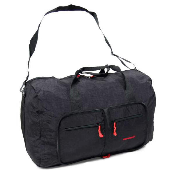 Сумка дорожная Holdall Ultra Lightweight Foldaway Small 39 black Members