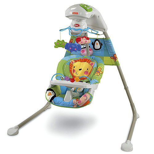 Качели Fisher Price Discover 'n Grow W9507