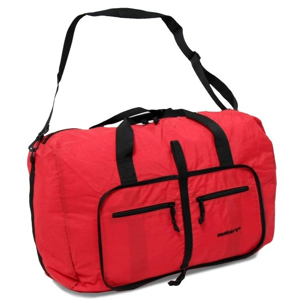 Сумка дорожная Holdall Ultra Lightweight Foldaway Small 39 red Members