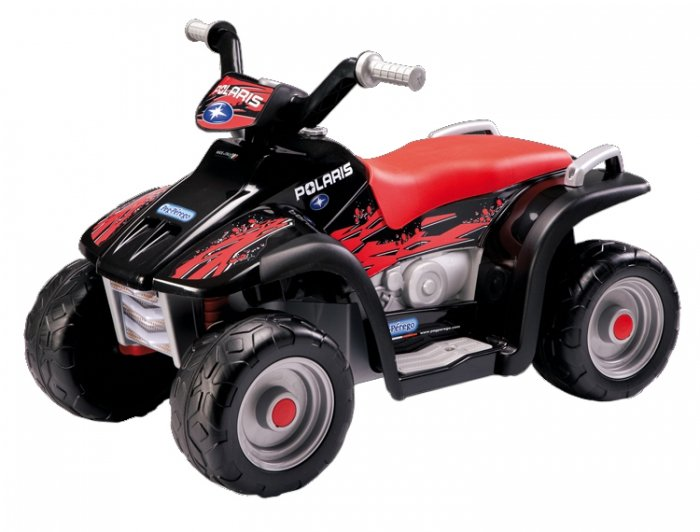 Peg Perego Квадроцикл POLARIS SPORTSMAN 400, ED 1106
