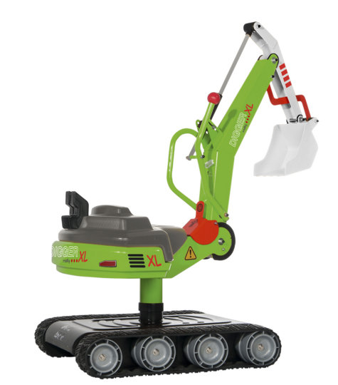 Rolly-toys Экскаватор RollyDigger XL 513208
