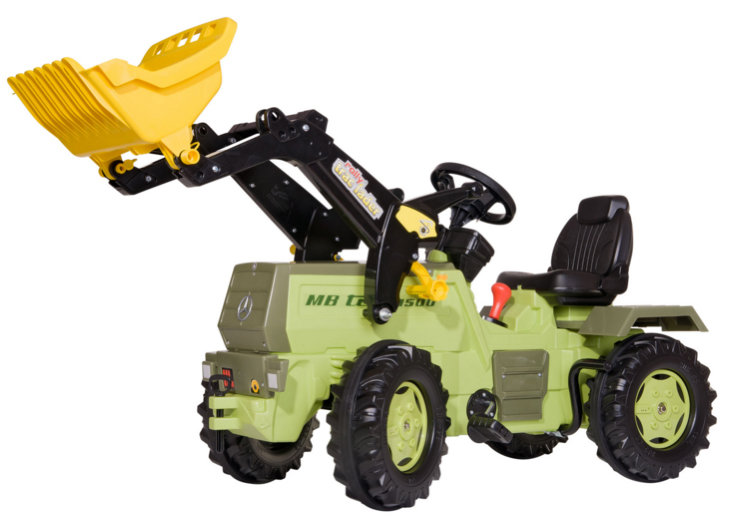 Rolly toys Трактор Rolly Farmtrac MB 1500 046690