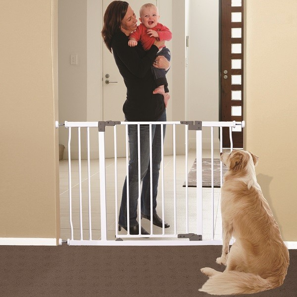 Dreambaby Барьер Liberty Xtra Hallway Security Gate 76*99-108, F867
