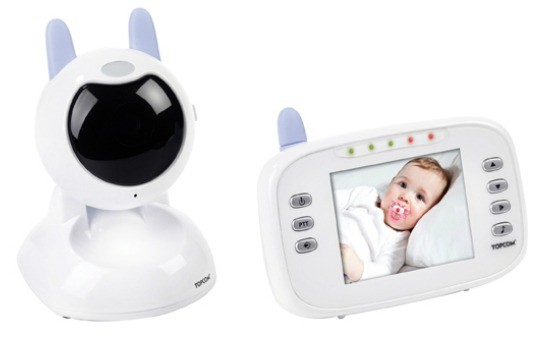 Topcom Kidzzz - Видеоняня Babyviewer, 4500