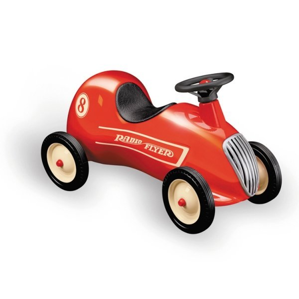 Radio Flyer Машинка-каталка Little Red Roadster 8