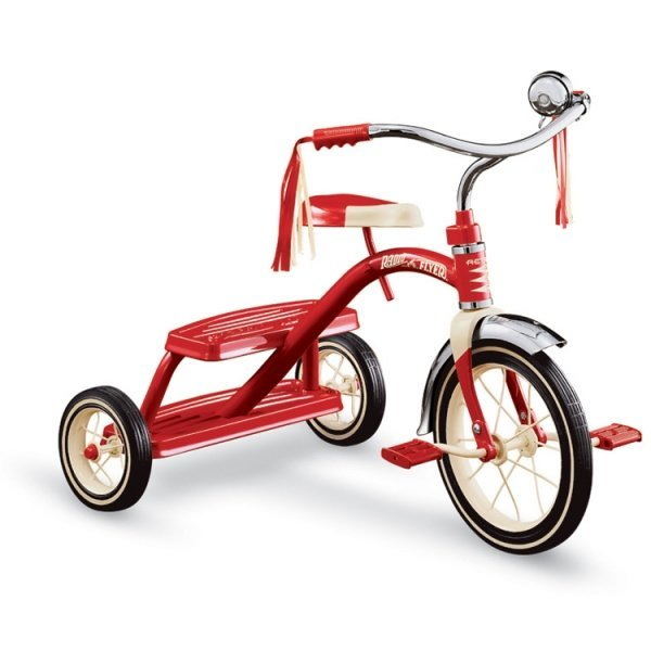 Radio flyer Велосипед Classic Red Dual Deck Trike 433A