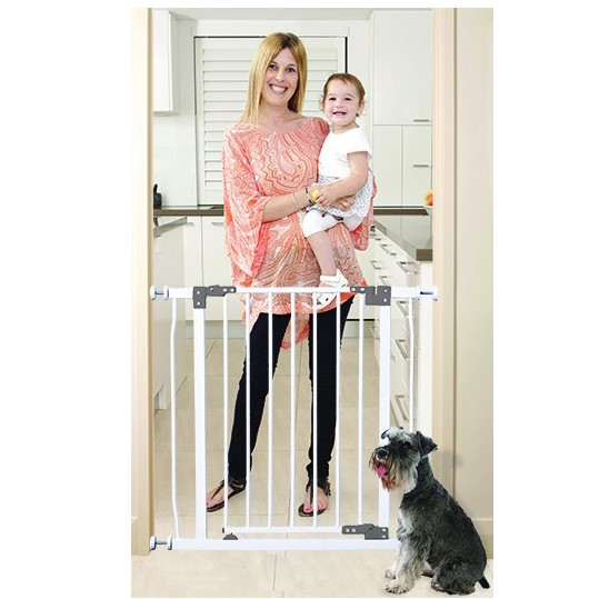 Dreambaby Барьер Liberty Xtra Hallway Security Gate  76*75-84, F854