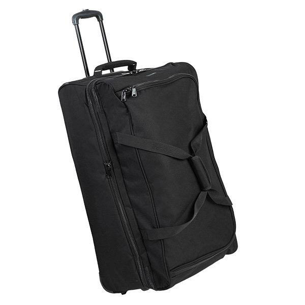 Сумка дорожная Expandable Wheelbag Large 88/106 black Members