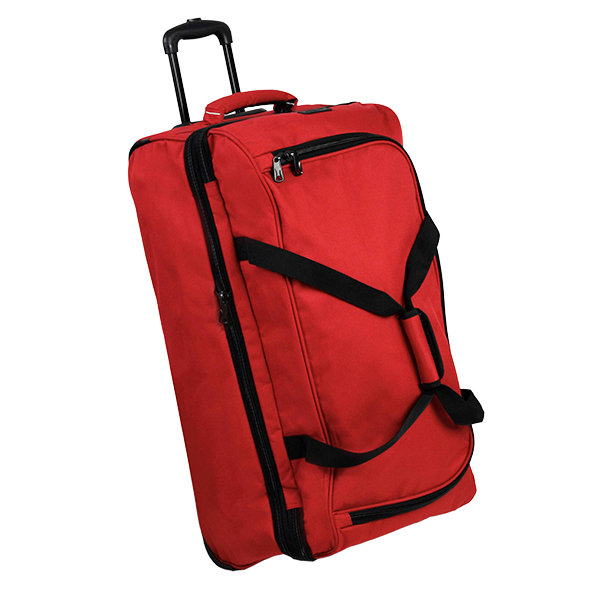 Сумка дорожная Expandable Wheelbag Large 88/106 red Members