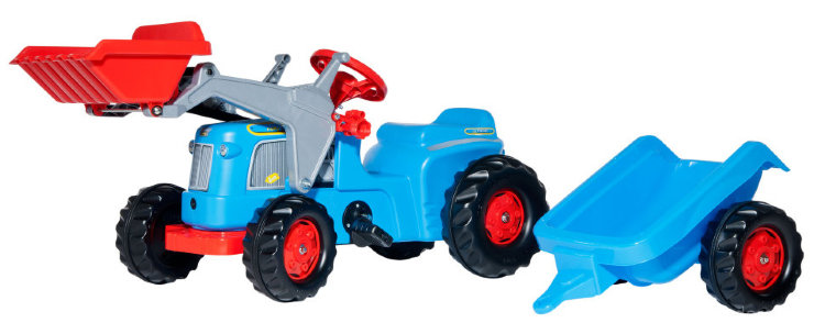 Rolly toys Трактор на педалях Rolly Kiddy Classic 630042