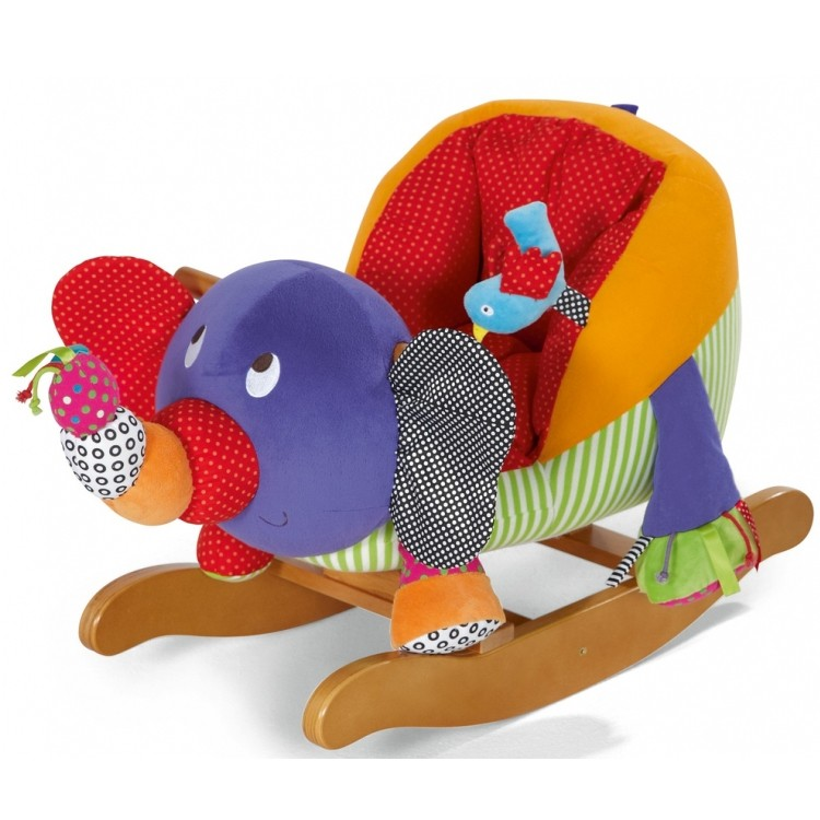 Качалка-слон Rocking Animal - Babyplay Elephant, 644982706