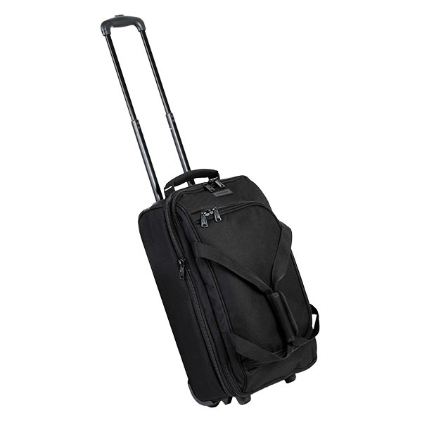 Сумка дорожная Expandable Wheelbag Small 33/42 black Members