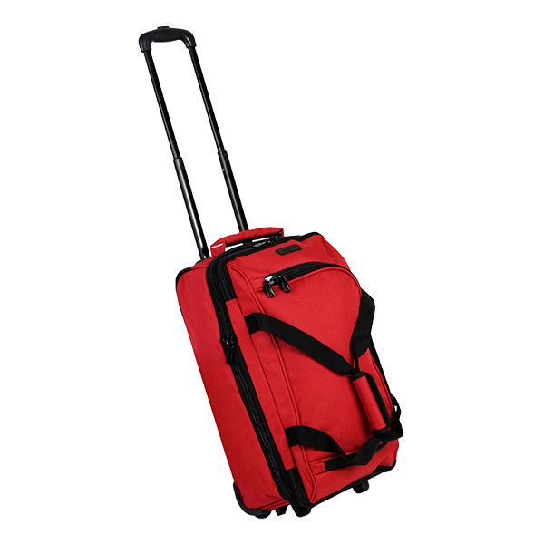 Сумка дорожная Expandable Wheelbag Small 33/42 red Members