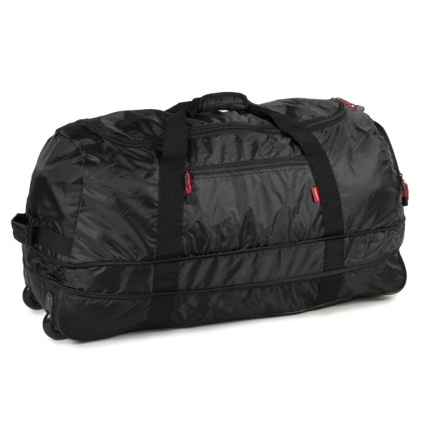 Сумка дорожная Foldaway Wheelbag 105/123 black Members
